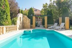 Ferienhaus Traumhaus mit Pool am Balaton-Nordufer