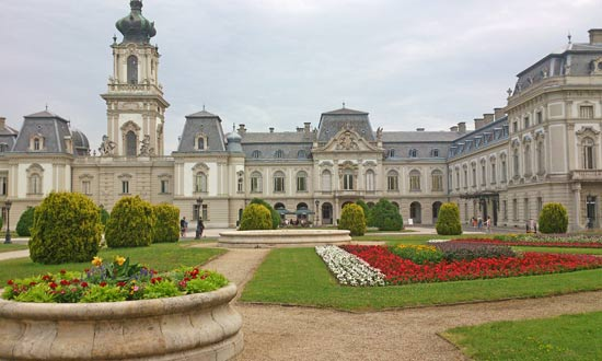 Schloss Festetic in Keszthely